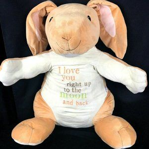 """Guess How Much I Love You Rabbit plush 28"""" HUGE"""